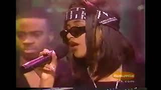 Aaliyah Age Ain't Nothing But A Number Live On All That Reversed