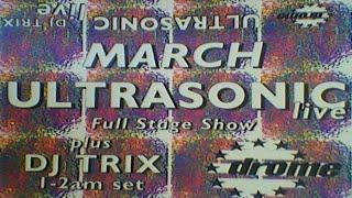 Drome Birkenhead March 95 DJ Trix & MC Cyanide Side B