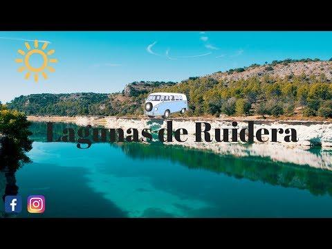 Lagunas de Ruidera - Spain/Portugal RoadTrip ep.1