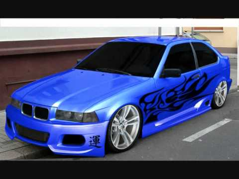 virtual bmw 3er compact tuning youtube. Black Bedroom Furniture Sets. Home Design Ideas
