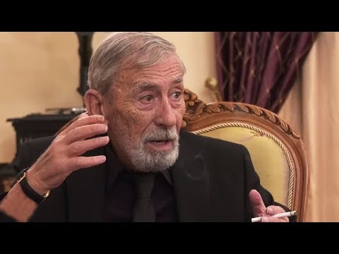Вахтанг Кикабидзе о Алексее Экимяне и об армянах.
