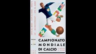 Copa Mundial de Futbol Italia 1934