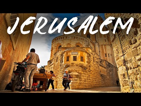 This is Jerusalem