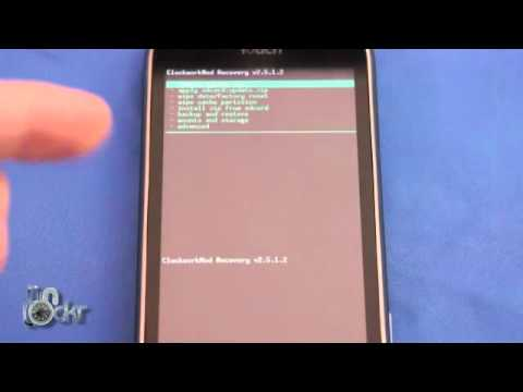 How To - Load a Custom ROM on the T-Mobile MyTouch 4G