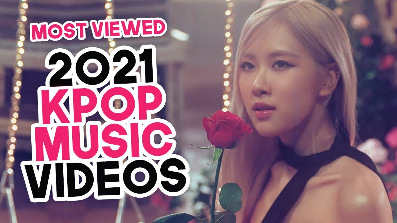 «TOP 40» MOST VIEWED 2021 KPOP MUSIC VIDEOS (March)