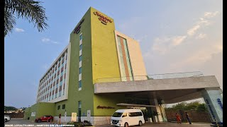 Hampton Inn Villahermosa Mexico Review of Junior Suite 206