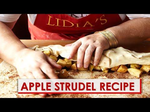 Apple Strudel Recipe