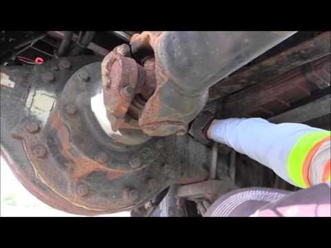 Class B Walkaround Inpsection - Dump Truck