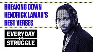 Breaking Down Kendrick Lamar's Best Verses | Everyday Stuggle