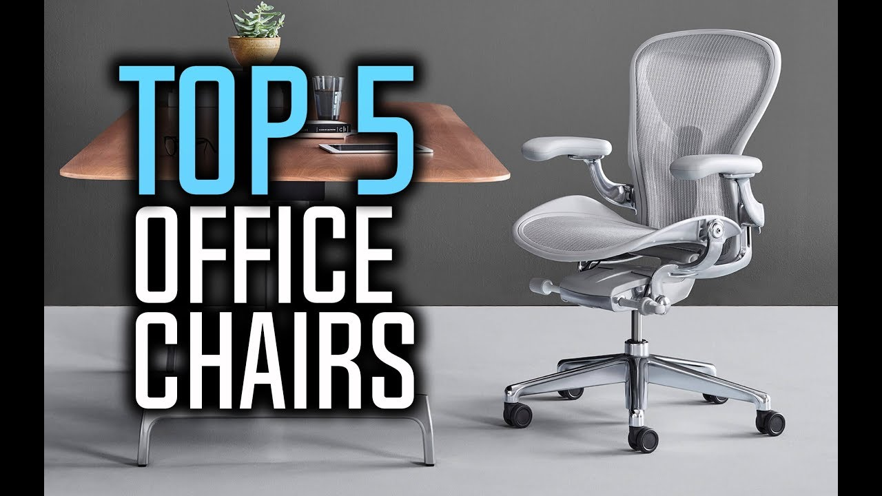 Best Office Chairs In 2018