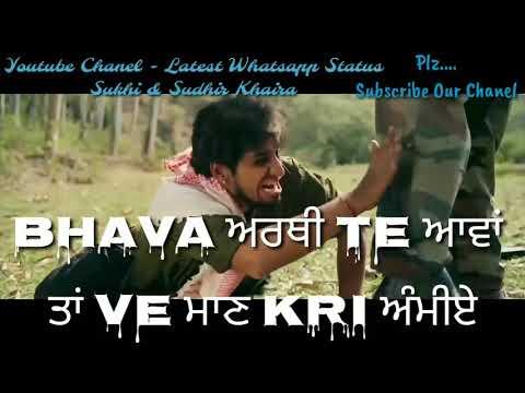 Border Ta Diwali || Only  For Soldier || Latest Whatapp Status