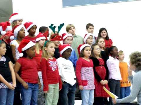 ROBERT E LEE INTERMEDIATE SCHOOL 4TH GRADE CHRISTMAS PROGRAM_1