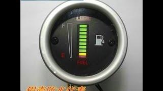 Мопед АльфА-датчик уровня топлива.(Датчик уровня топлива на мопед,скутер или мотоцикл. Ссылка на датчик: http://ru.aliexpress.com/item/Fuel-Level-Sensor-For-QJ-Keeway-Chinese-..., 2014-08-23T19:20:40.000Z)