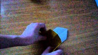How To Make An Origami Easy Ship
