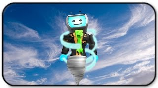 Roblox Elemental Battlegrounds - Wind Element Gameplay - The Winds Are Blowing Hard Today