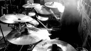 Glen Monturi - Death Rattle (Pantera Drum Cover)