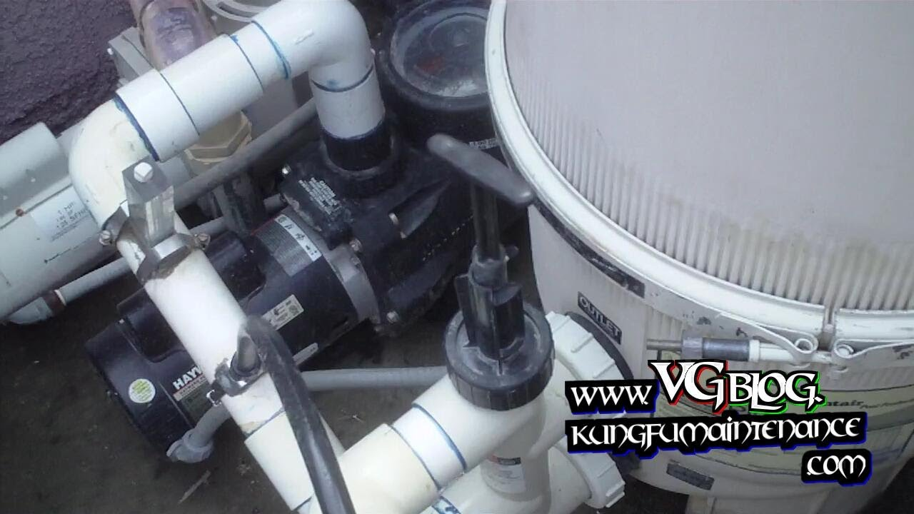 Spa Filters With Push Pull Valves