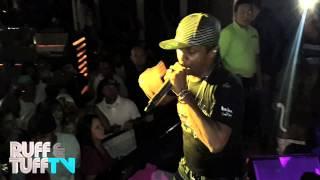 General Degree live in Costa Rica 2013 RUFF & TUFF TV