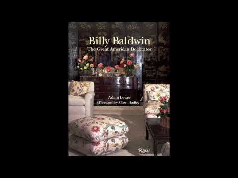 billy baldwin the great american decorator narrated by author adam lewis - Billy Baldwin Interior Designer