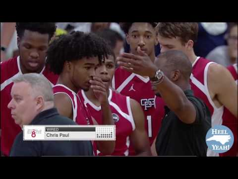 Coby White Full Highlights CP3 vs Oakland Soldiers | 20 Points | UNC Tar Heels Commit