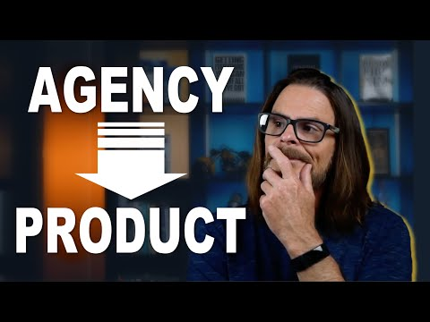 Turn Your Agency Services Into An Online Product | More Profits Selling Training
