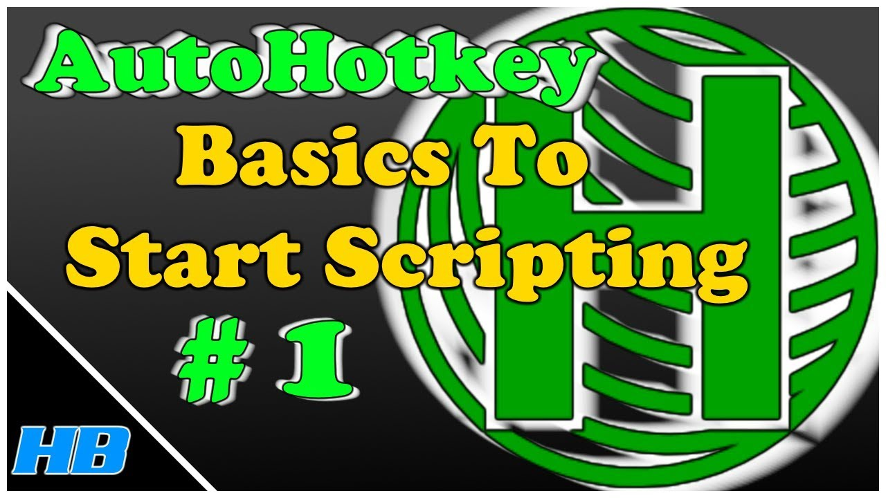 AutoHotKey /Tutorial 1 (Follow up part 3) Clicks and loops introduction