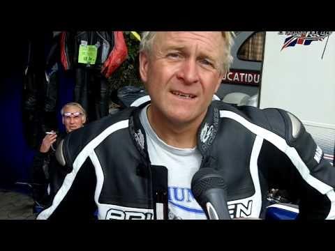 Classic TT på Ring Djursland 2010: Interview med Alf Busk og Per Bach
