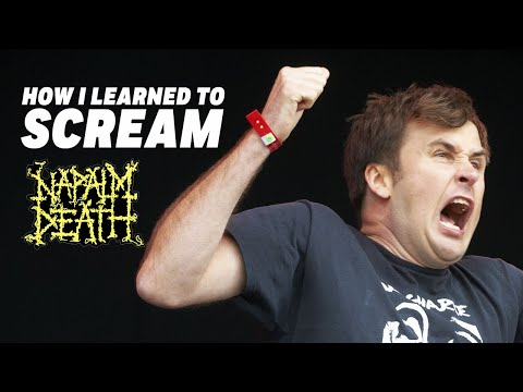 How Napalm Death's Barney Greenway Learned to Scream