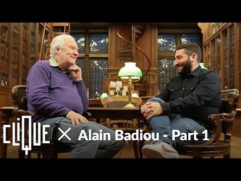 Clique x Alain Badiou - Part 1 : l'Amour