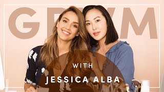 Get Ready With Me ft. Jessica Alba