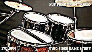 Pop Punk Drum Track - 170 BPM #2 (FREE TO USE) Drums Only