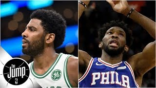 Why the Celtics and 76ers are struggling | The Jump