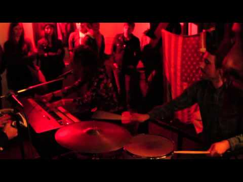 Mr. Elevator and the Brain Hotel -- Live at Topaz in Tucson