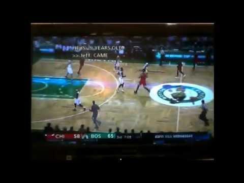 Celtics Vs. Bulls  November 2nd, 2016 On ESPN