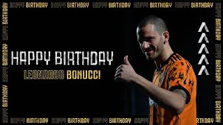 🇮🇹 🎁 Happy Birthday Leonardo Bonucci! | Juventus
