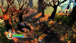Dungeon Siege 3 HD Gameplay