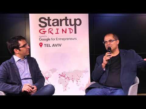 Startup Grind Tel Aviv Hosts Rony Zarom (Unistream)