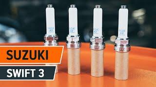 Ako vymeniť zapaľovacia sviečka na SUZUKI SWIFT 3 [NÁVOD AUTODOC]
