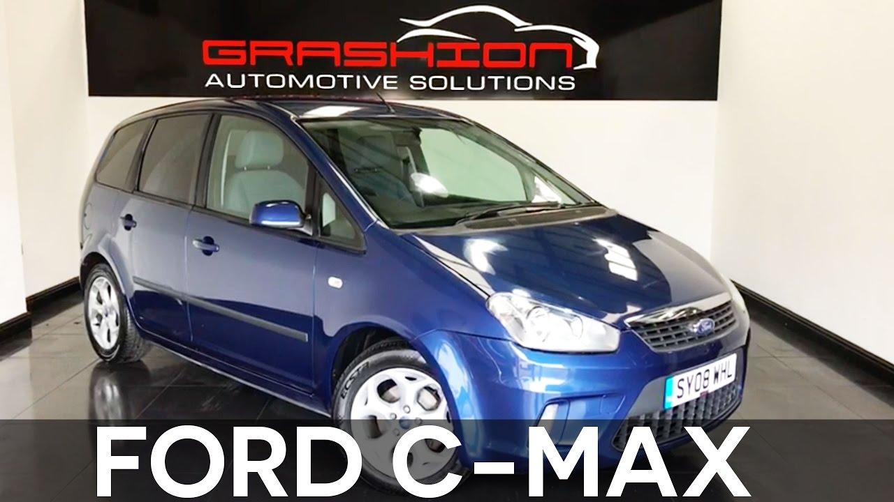 Ford C Max Great Value 40 Miles Per Gallon