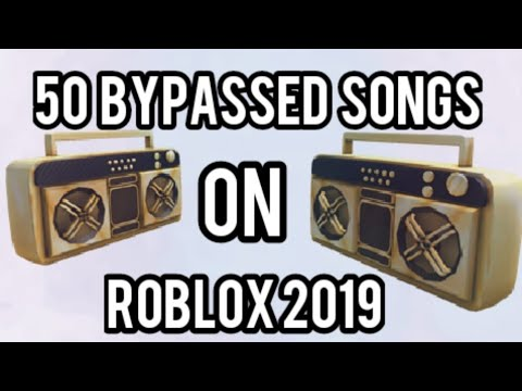 |Roblox| 50+ Bypassed Audios (Codes in description)