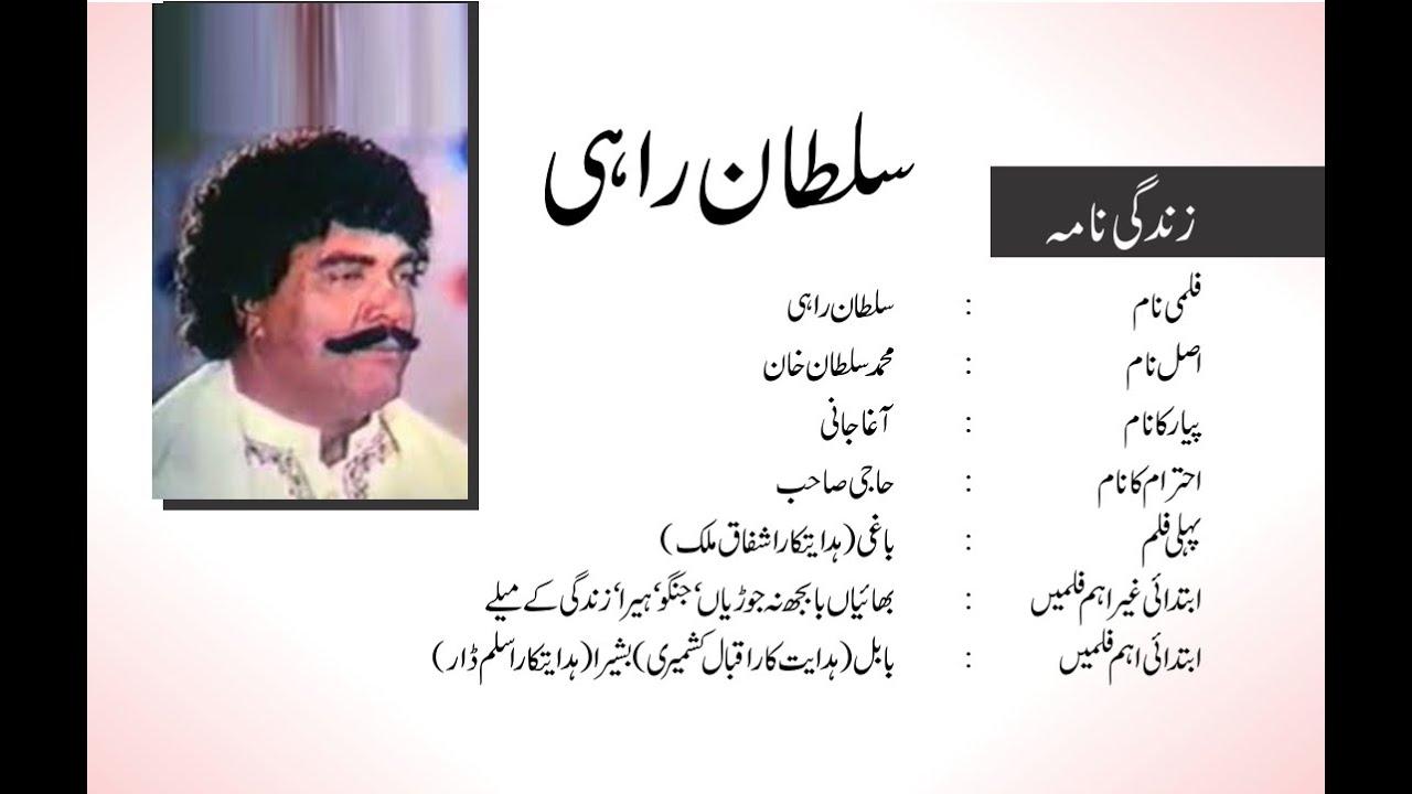 sultan rahi Haider sultan rahi 330 likes movie/television studio.
