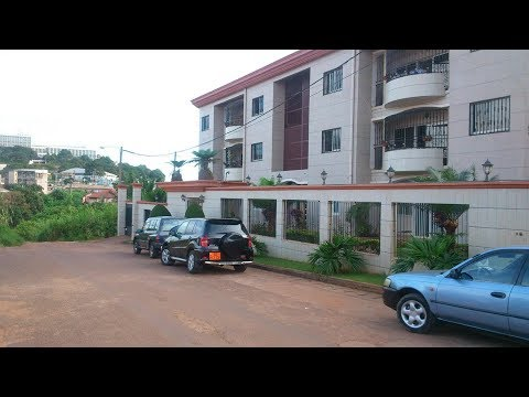 Résidence Sinaha Quartier Golf Yaoundé Cameroun, Appartements meublés