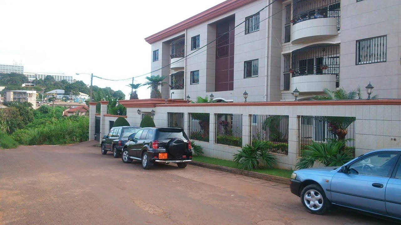 acheter appartement yaounde