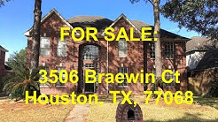 Houston HUD Homes -- HUD King tours 3506 Braewin Ct