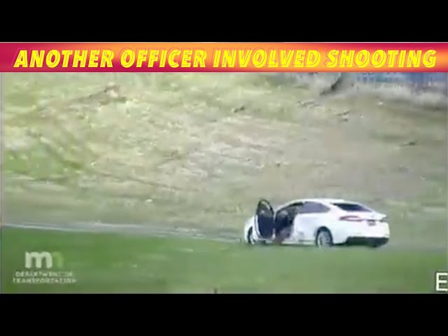 Suspect Fatally Shot By Police, Following Stolen Car Pursuit-Carjacking In Burnsville, MN