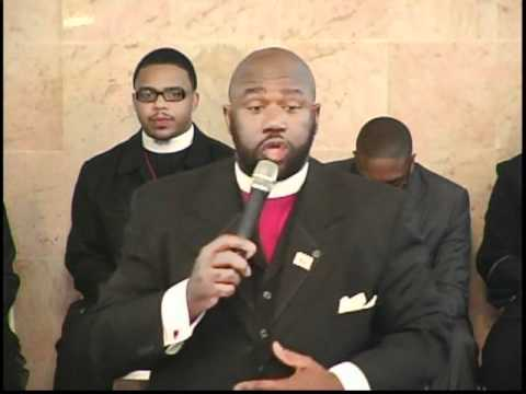 Bishop E Keith Richardson Sr