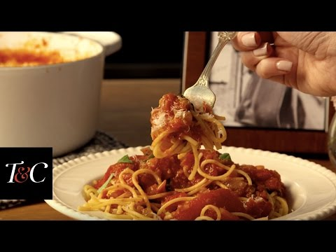 Audrey's Spaghetti | Town and Country