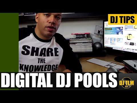 DJ tips: my main source for music DJ pools