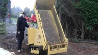 Komatsu Mini Dump Truck(, 2011-09-20T21:07:06.000Z)
