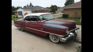 Download 1956 Cadillac Sedan DeVille Resto Video 66 Mp3 and Videos
